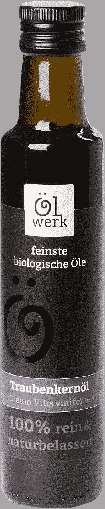 Bio-Traubenkernöl von Ölwerk