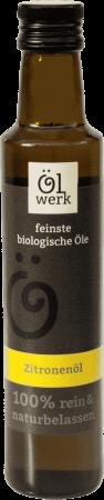 Bio-Zitronenöl von Ölwerk