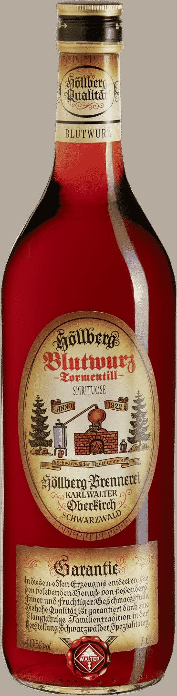 Blutwurz Kräuter von Höllberg