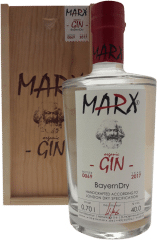 Gin Bayern Dry von Wilhelm Marx Edelbrandmanufaktur