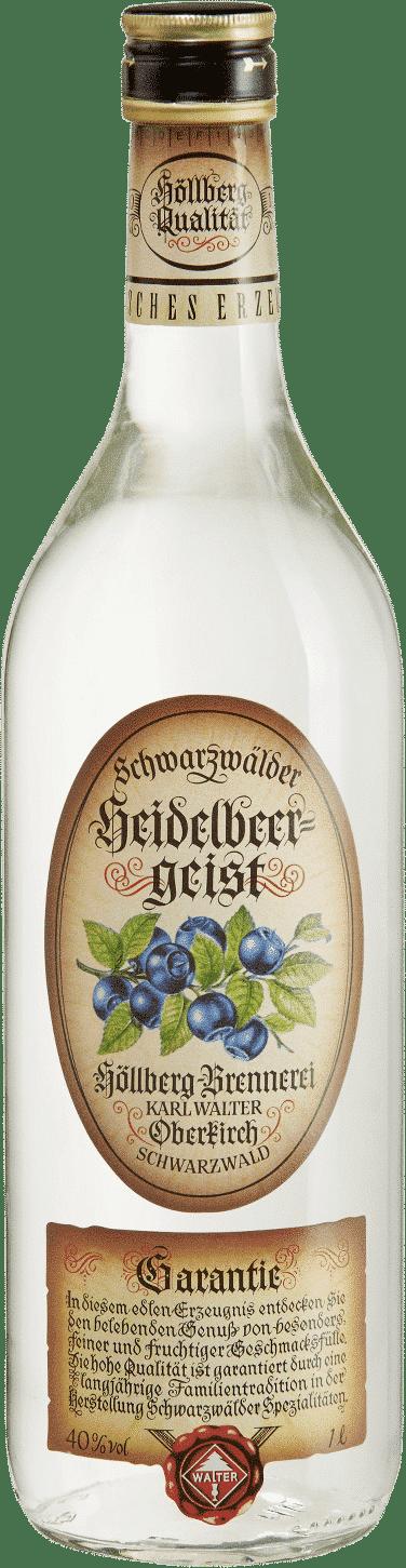 Heidelbeergeist von Höllberg