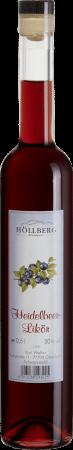 Heidelbeerlikör von Höllberg