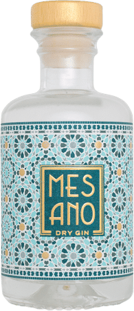 MESANO Dry Gin - Mini von Kosmaten