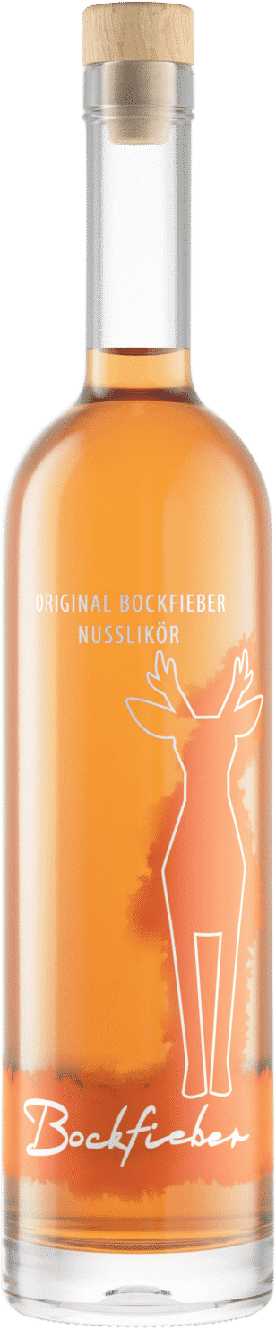 Nusslikör 500 ml von Bockfieber