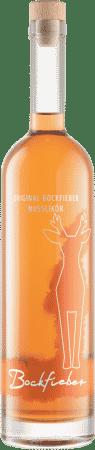 Nusslikör 700 ml von Bockfieber