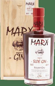 Sloe Gin von Wilhelm Marx Edelbrandmanufaktur