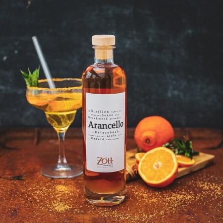 Arancello von Destillerie Zott