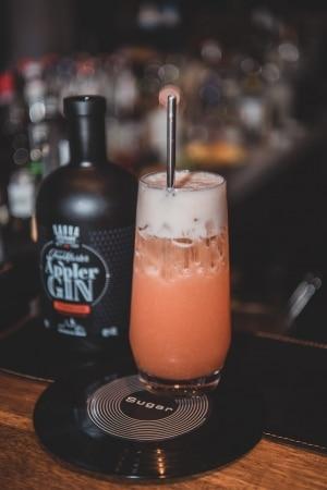 Babbas Äppler Gin von Babba-Rossas