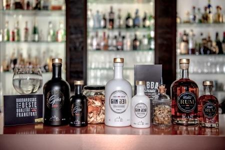Babbas Baby Main Gin von Babba-Rossas