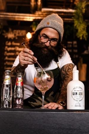 Babbas Ginger Gin von Babba-Rossas