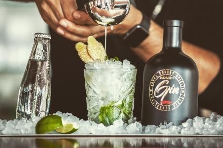 Babbas Main Gin von Babba-Rossas