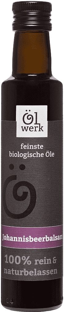 Bio-Johannisbeerbalsam von Ölwerk