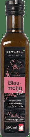 Blaumohnöl von Hof-Manufaktur Kreiselmeyer