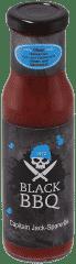 Captain Jack Spareribs Sauce von BlackBBQ