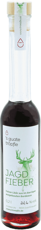 Dark Beer Likör von s guate Tröpfle
