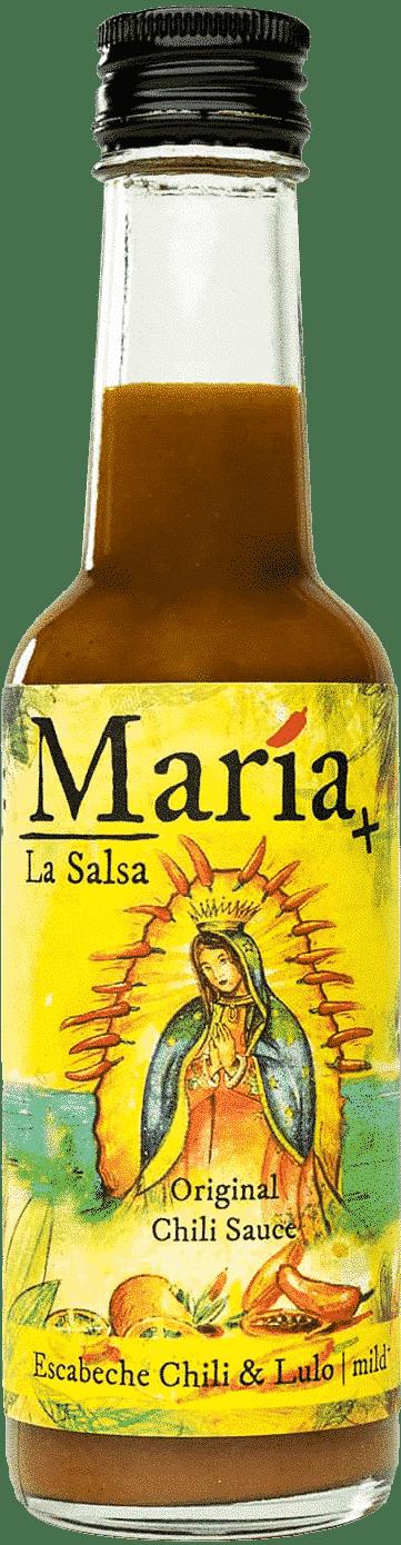Escabeche Chili & Lulo (mild) von María La Salsa