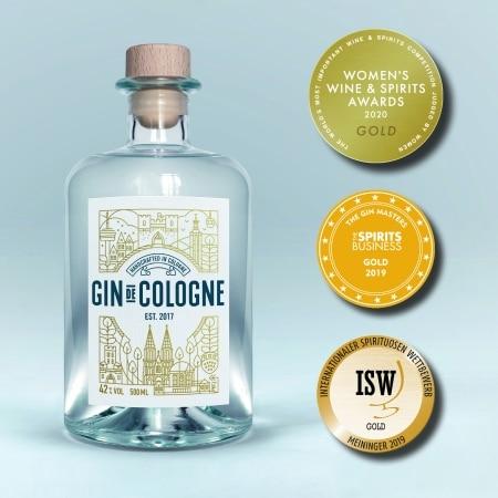 Gin de Cologne von Gin de Cologne