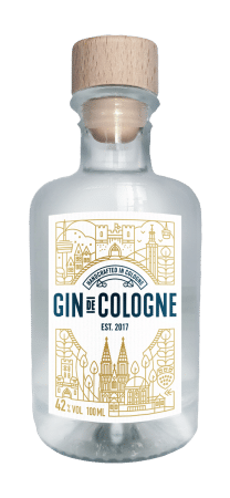 Gin de Cologne Mini von Gin de Cologne