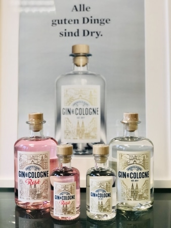 Gin de Cologne Rosé von Gin de Cologne