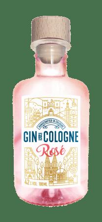 Gin de Cologne Rosé Mini von Gin de Cologne