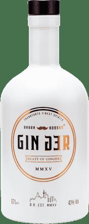 Babbas Ginger Gin