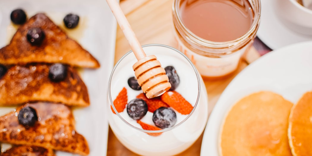 Honig als Zuckeralternative