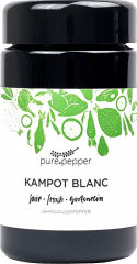 Kampot Noir Pfeffer von Pure Pepper