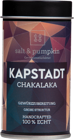 Kapstadt - Chakalaka Gewürz