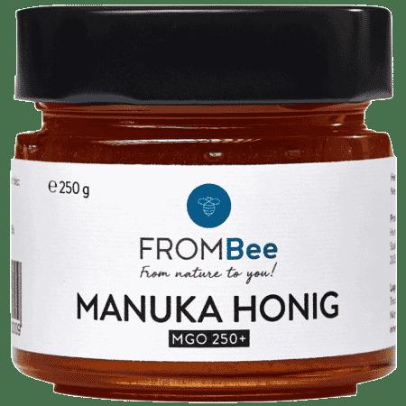 Manuka Honig MGO 250+ von FROMBee
