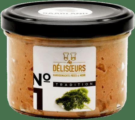 No. 1 - Tradition Leberpastete von Délisoeurs