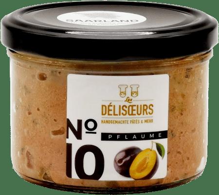 No. 10 - Leberpastete mit Pflaumen von Délisoeurs