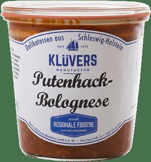 Putenhack-Bolognese 450g von KLÜVERS