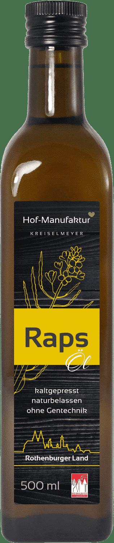 Rapsöl von Hof-Manufaktur Kreiselmeyer