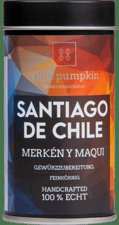 Santiago de Chile - Merkén y maqui Gewürz