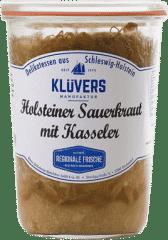 Sauerkraut mit Kasseler 690g von KLÜVERS