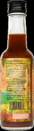 Scorpion Chili & Mora (hot) von María La Salsa