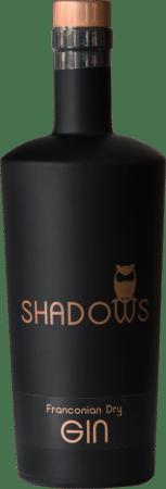 Shadows Franconian Dry Gin von Luebke & Sohn Distillers