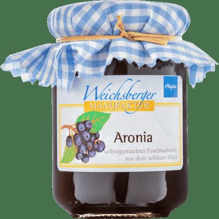 Aronia-Fruchtaufstrich von Weichsberger Manufaktur