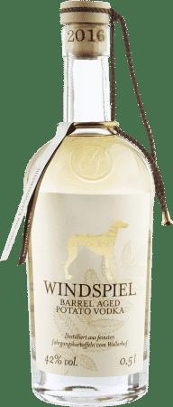 Barrel Aged Potato Vodka von Windspiel Manufaktur