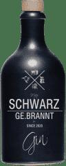Dry Gin von SCHWARZ GE.BRANNTer