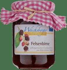 Felsenbirnen-Fruchtaufstrich von Weichsberger Manufaktur