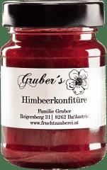 Himbeerkonfitüre von Gruber's Fruchtzauberei