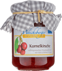 Kornelkirschen-Fruchtaufstrich von Weichsberger Manufaktur