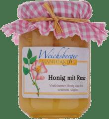 Rose in Honig von Weichsberger Manufaktur