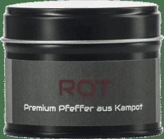Roter Kampotpfeffer von TAK Kampot Pfeffer
