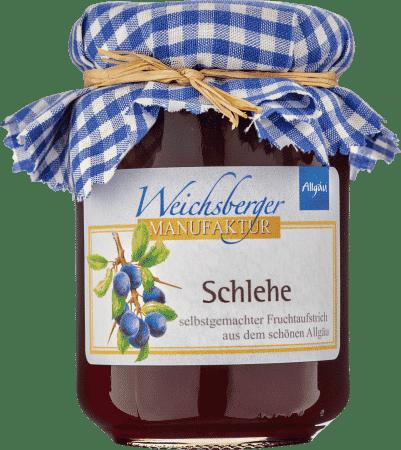 Schlehen-Fruchtaufstrich von Weichsberger Manufaktur