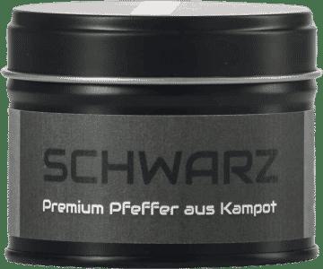 Schwarzer Kampotpfeffer von TAK Kampot Pfeffer