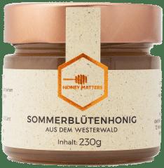 Sommerblütenhonig von Honey Matters