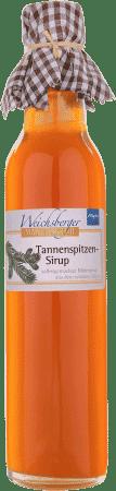 Tannenspitzen-Sirup von Weichsberger Manufaktur