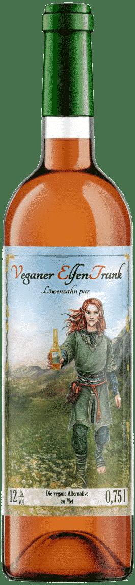 Veganer ElfenTrunk bio - Die vegane Met-Alternative von Vegablum
